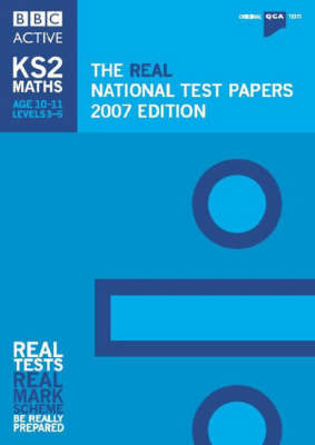 The Real National Test Papers: QCA KS2 Maths: 2007 image