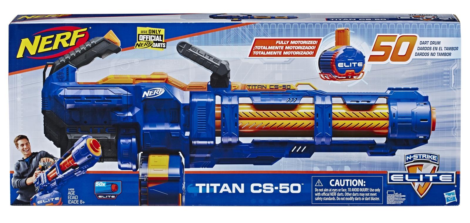 Nerf - Titan CS-50 Blaster image
