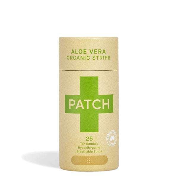 PATCH: Aloe Vera Bamboo Adhesive Strips (25pk)
