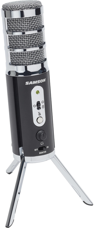 Samson Satellite USB Broadcast Microphone