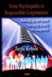 From Psychopaths to Responsible Corporations by Tarja Ketola image