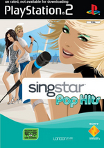 SingStar Pop Hits (Game Only) for PlayStation 2