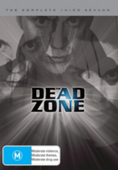 Dead Zone - Complete Season 3 (3 Disc Set) on DVD