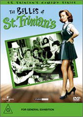 The Belles Of St. Trinian's on DVD