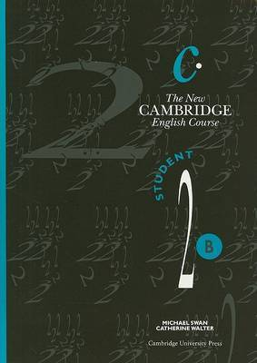 The New Cambridge English Course 2 Student's Book B: Level 2: Bk. B by Michael Swan image