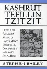 Kashrut, Tefillin, Tzitzit by Stephen Bailey image