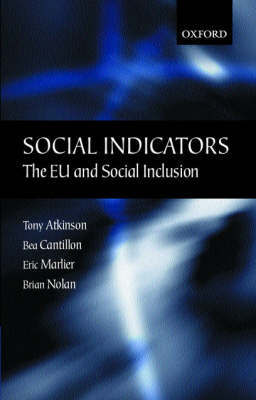 Social Indicators by Tony Atkinson