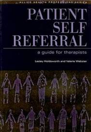 Patient Self Referral by Lesley Holdsworth image