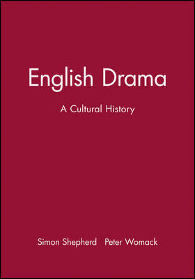 English Drama by Simon Shepherd