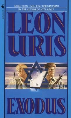 Exodus by Leon Uris image