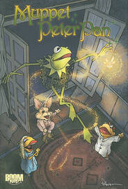 Muppet Peter Pan by Grace Randolph image