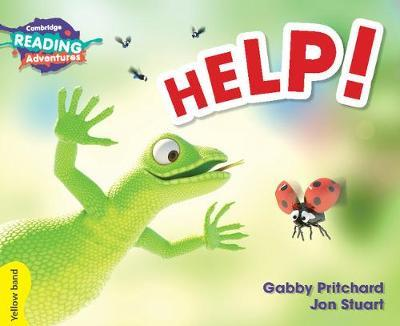 Help! Yellow Band by Gabby Pritchard