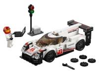 LEGO Speed Champions: Porsche 919 Hybrid (75887) image