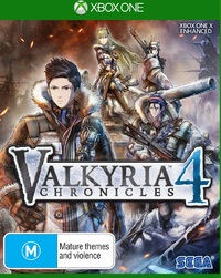 Valkyria Chronicles 4 Launch Edition for Xbox One