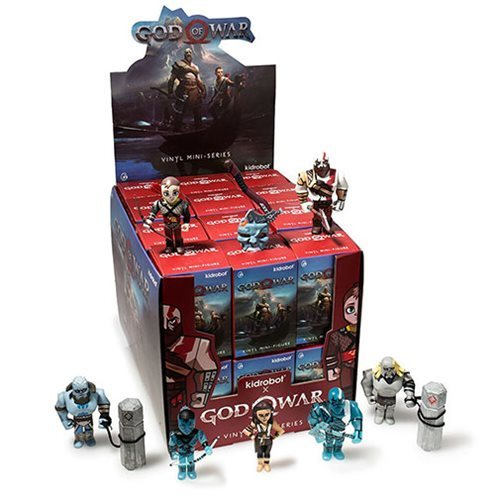 Kidrobot: God of War - Mini-Figure (Blind Box)