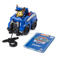 Paw Patrol: Launching Rescue Racer - Chase