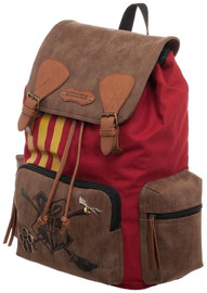 Harry Potter: Gryffindor Quidditch - Rucksack Bag