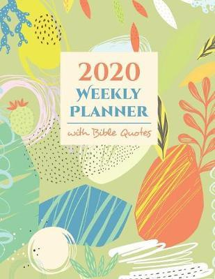 weekly planner organizer bible quotes useful