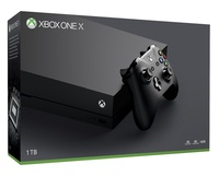 Xbox One X 1TB NBA 2K20 Console Bundle for Xbox One image