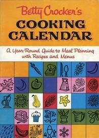 Betty Crocker's Cooking Calendar by Betty Crocker image