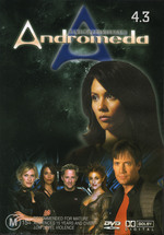 Andromeda Series 4.3 on DVD
