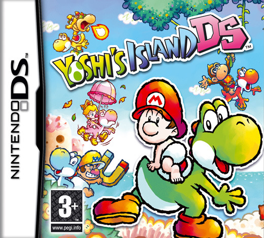 Yoshi's Island DS for Nintendo DS