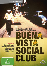 Buena Vista Social Club on DVD