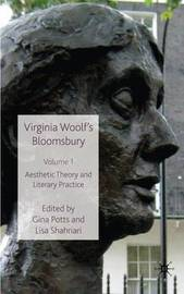 Virginia Woolf's Bloomsbury, Volume 1 image