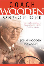 Coach Wooden One-On-One by John Wooden