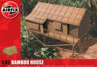 Airfix 1:32 Bamboo House - Model Kit