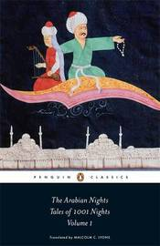 The Arabian Nights: Volume 1 by Penguin image
