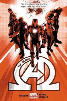 New Avengers By Jonathan Hickman Volume 1 by Jonathan Hickman image