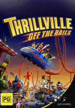 Thrillville: Off the Rails for PC Games