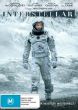 Interstellar on DVD