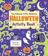 Little Children's Halloween Activity Book by Rebecca Gilpin