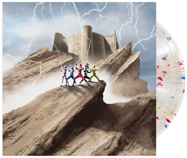 Power Rangers: The OG Soundtrack (LP) by Ron Wasserman