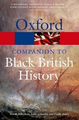 The Oxford Companion to Black British History image
