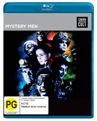 Mystery Men on Blu-ray