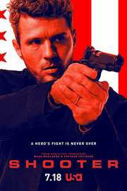 Shooter: Season 2 on DVD