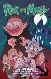 Rick and Morty Vol. 8 by Kyle Starks