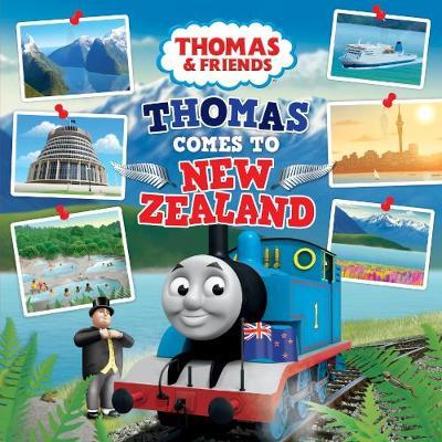 Thomas Comes to New Zealand by Thomas & Friends image