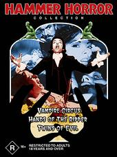 Hammer Horror Collection (3 Disc Box Set) on DVD