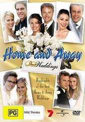 Home And Away: Weddings on DVD