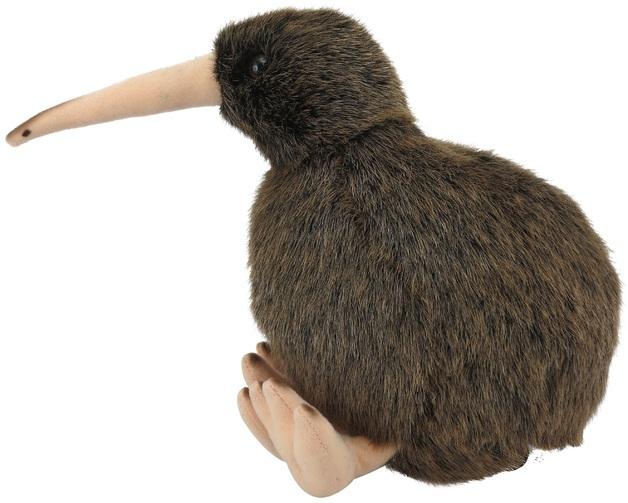 Natures Kiwi (With Sound) 21cm Plush