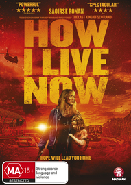 How I Live Now on DVD