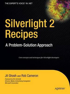 Silverlight 2 Recipes by Jit Ghosh