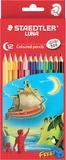 Staedtler Luna Colour Pencils Full (12 Pack)