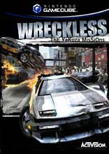 Wreckless for GameCube