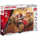 Meccano Off Road World Set - 20 Models