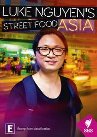 Luke Nguyen's Street Food Asia on DVD